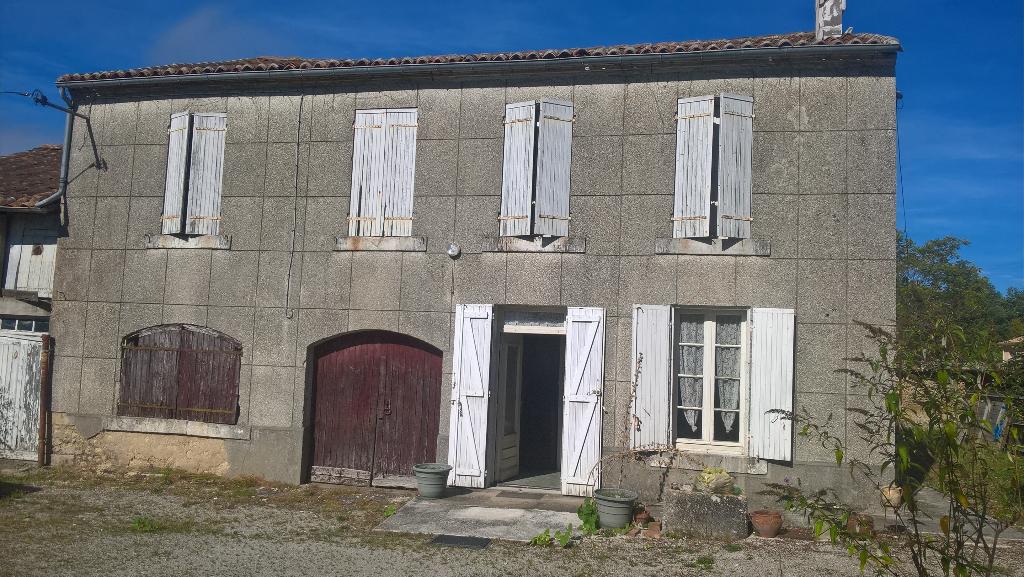 Maison Cognac 3 kms