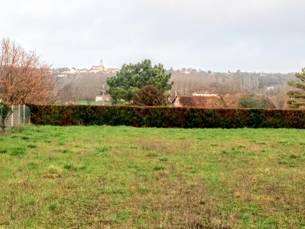 Terrain Chateauneuf Sur Charente 901 m2